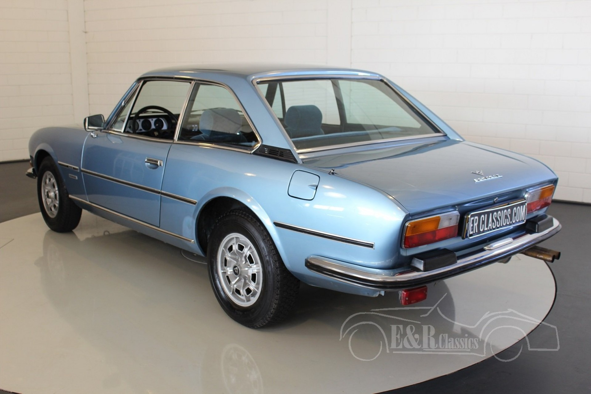Peugeot 504 Coupe 1978 For Sale At Erclassics