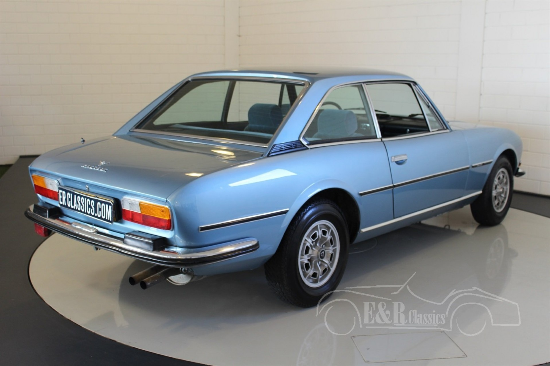 Gmc >> Peugeot 504 Coupe 1978 for sale at ERclassics