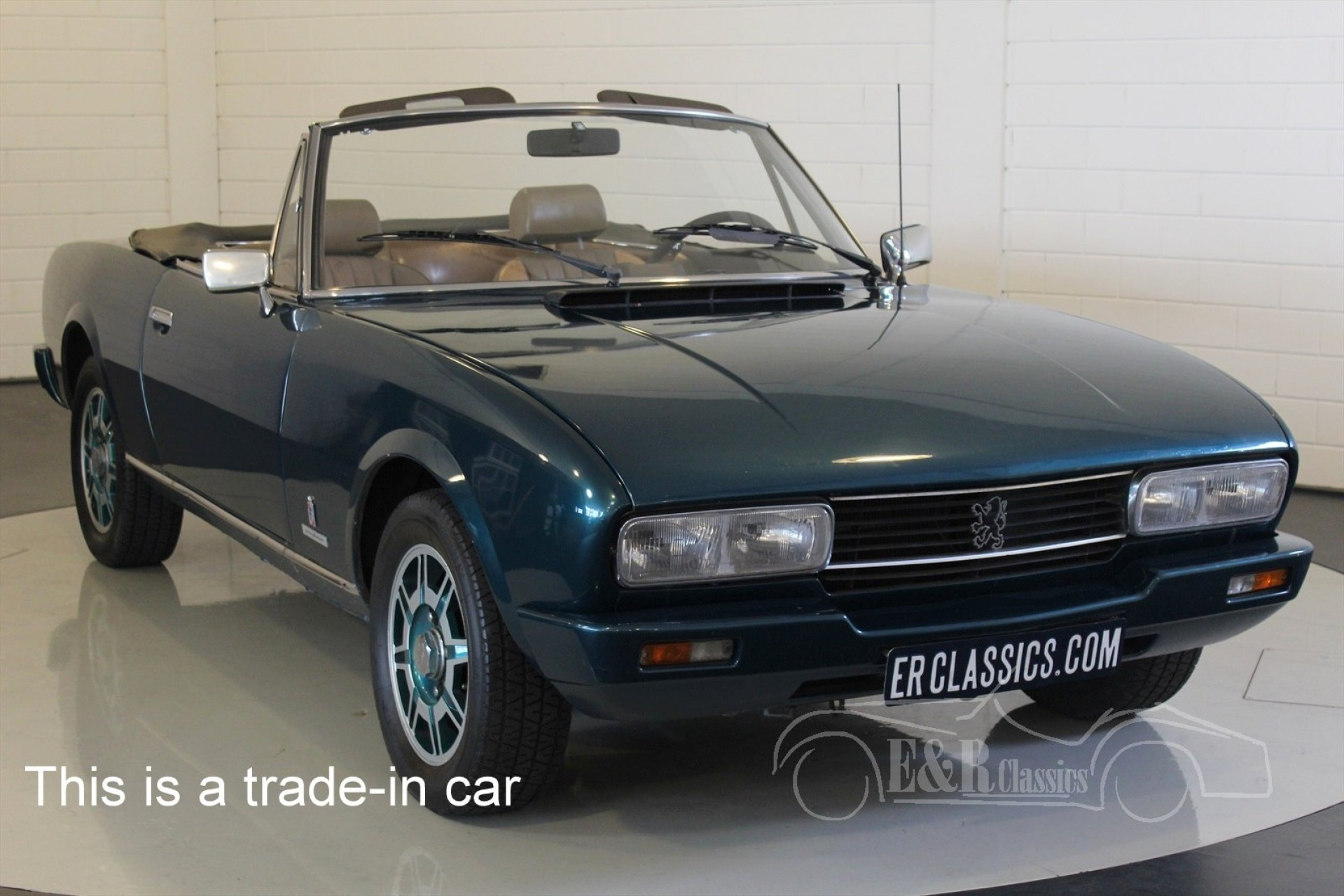 Peugeot 504 Cabriolet 1980 For Sale At Erclassics