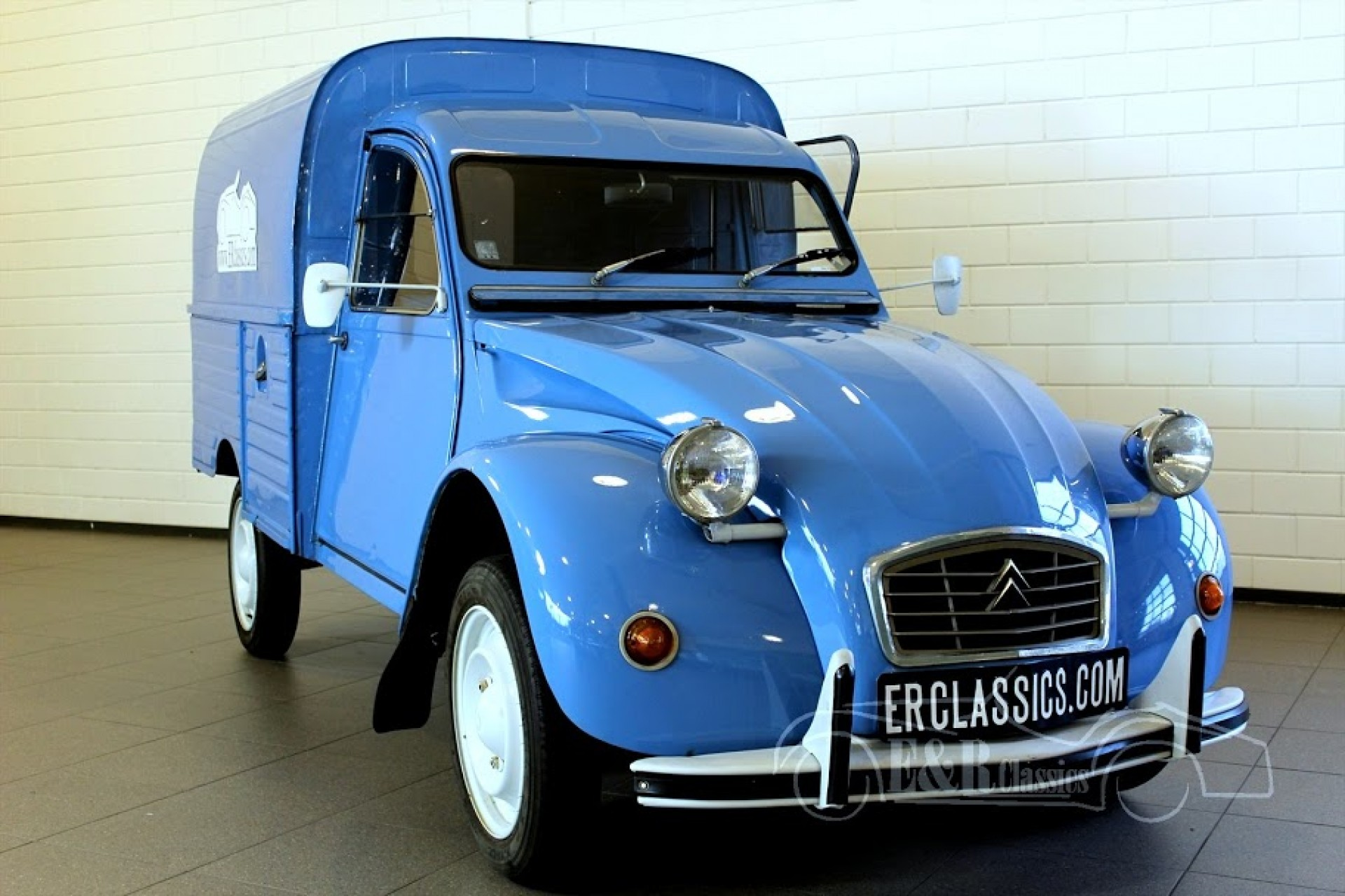 Goed bekend Citroen Classic Cars   Citroen oldtimers for sale at E & R Classic  VQ72
