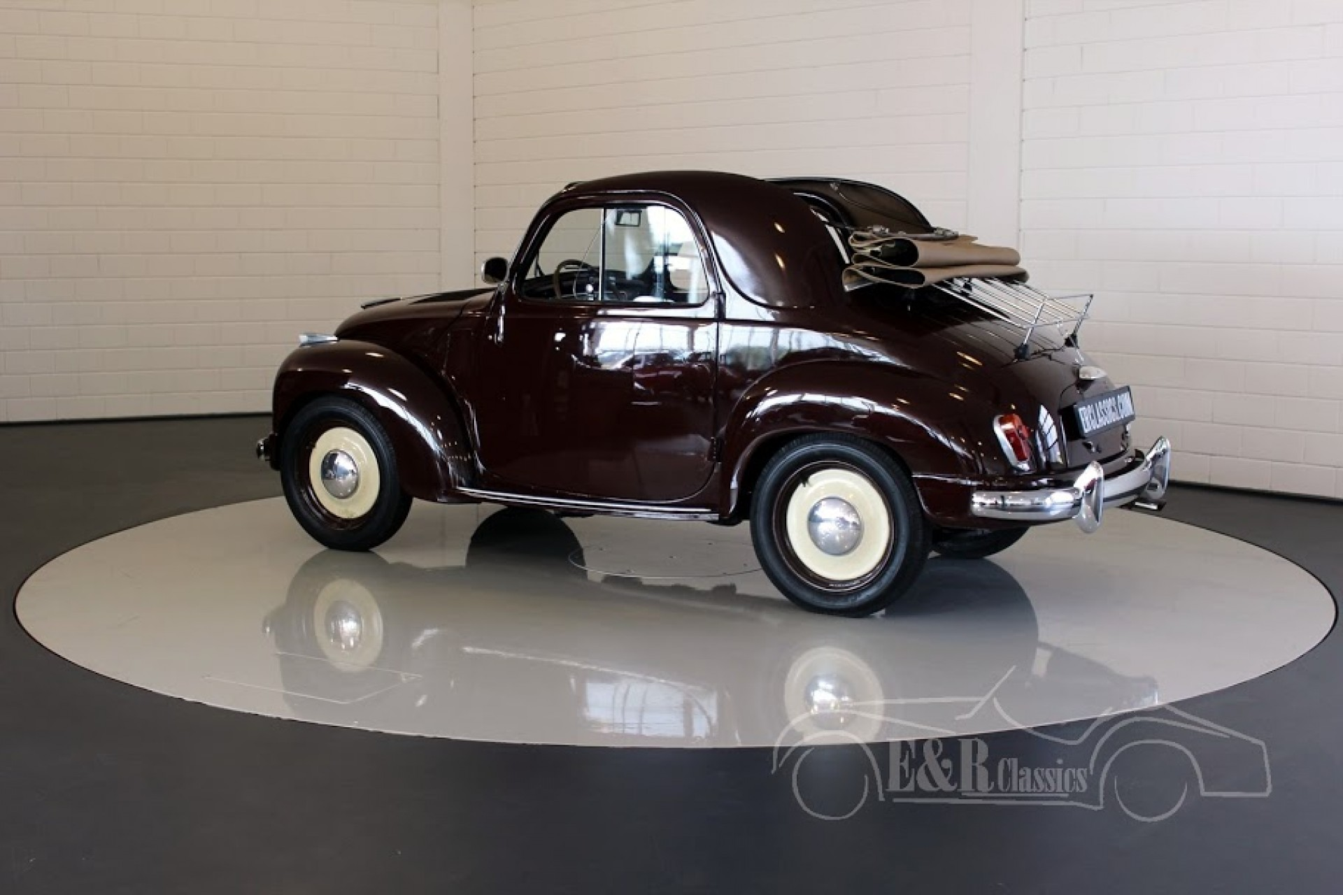 Fiat Topolino 500C Cabriolet 1950. View all photos ...