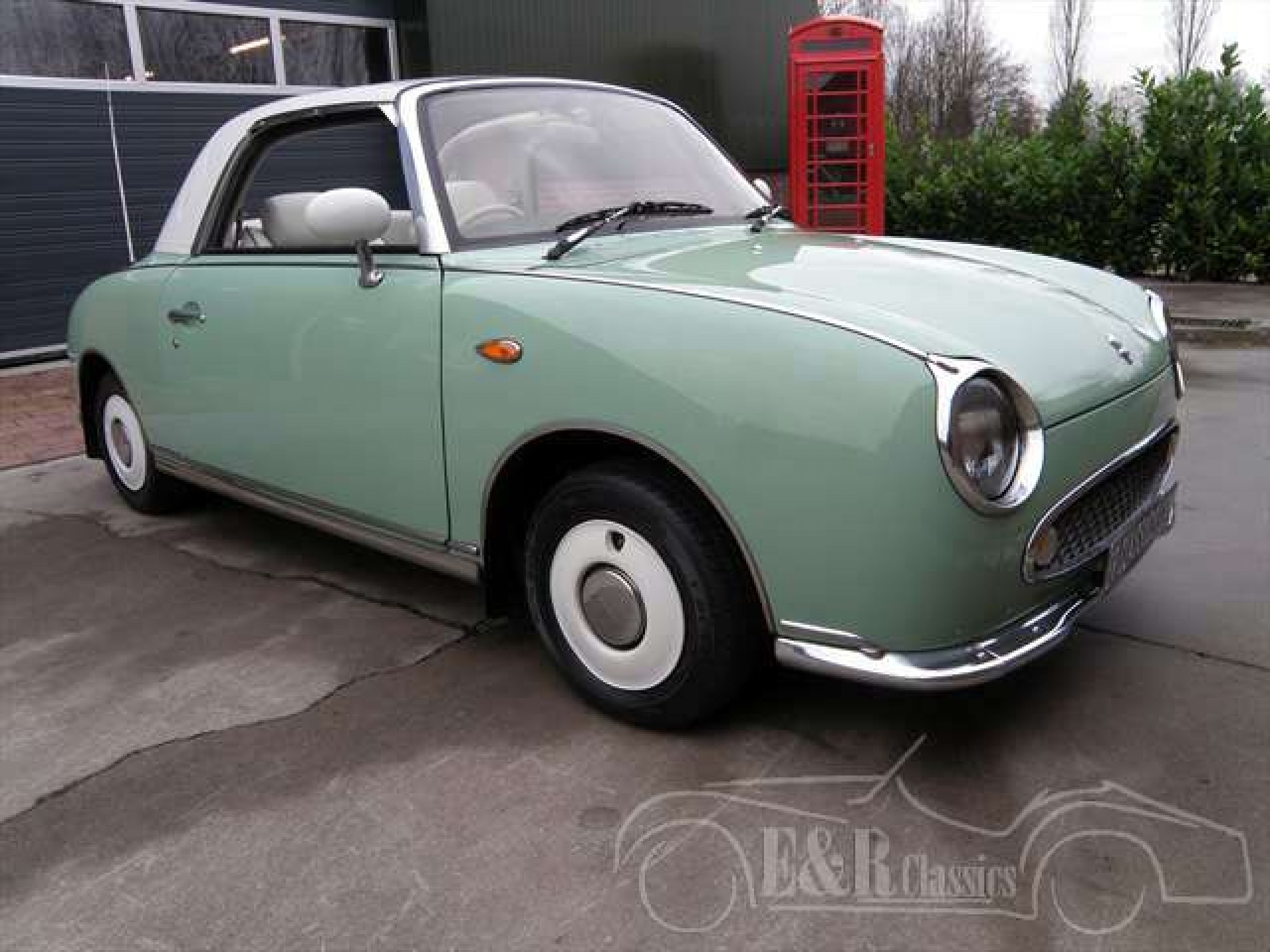 Nissan Garage Waalwijk : Nissan classic cars nissan oldtimers for sale at e r classic cars