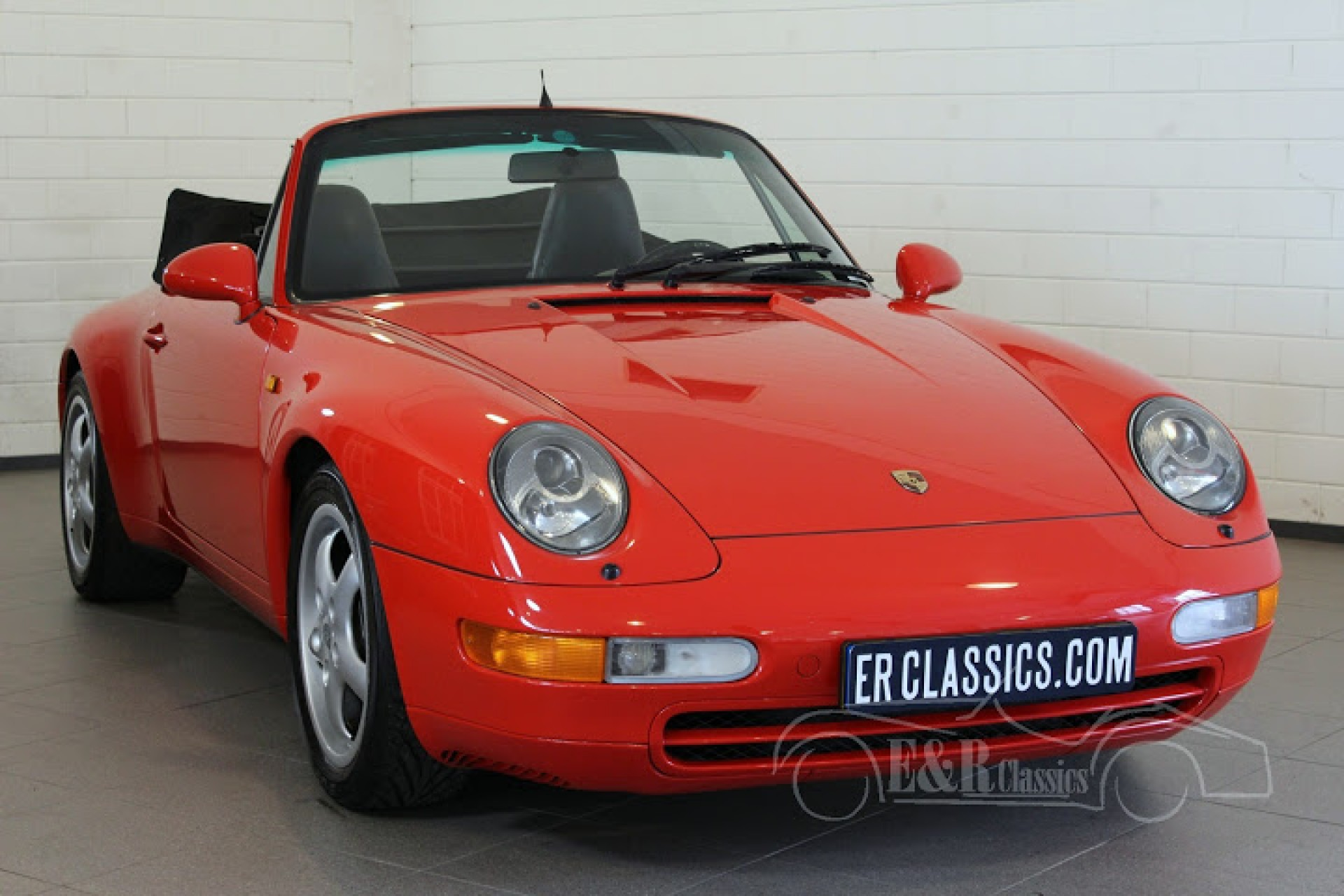 Porsche Classic Cars | Porsche oldtimers for sale at E & R