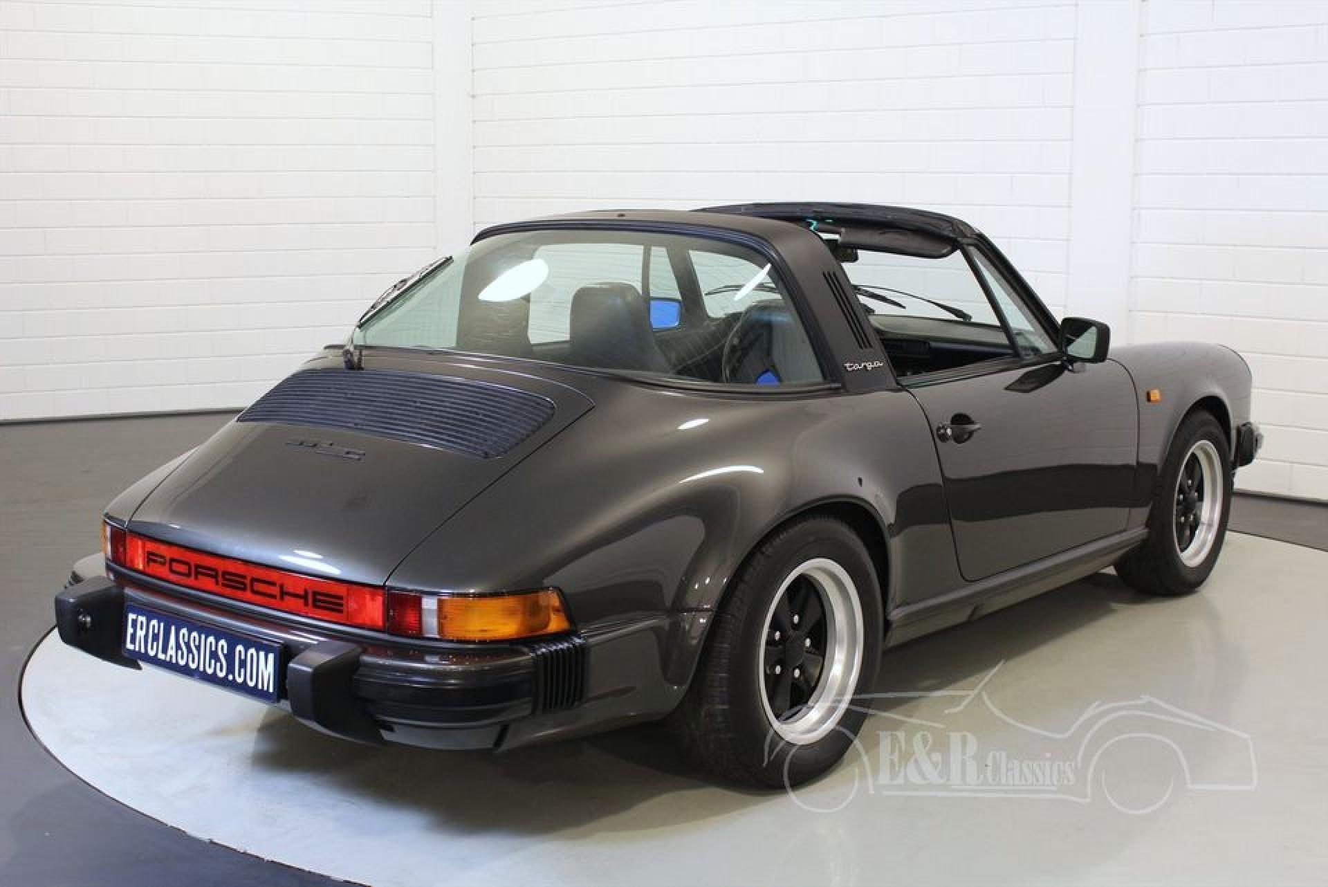 Porsche 911sc Targa 1980 For Sale At Erclassics
