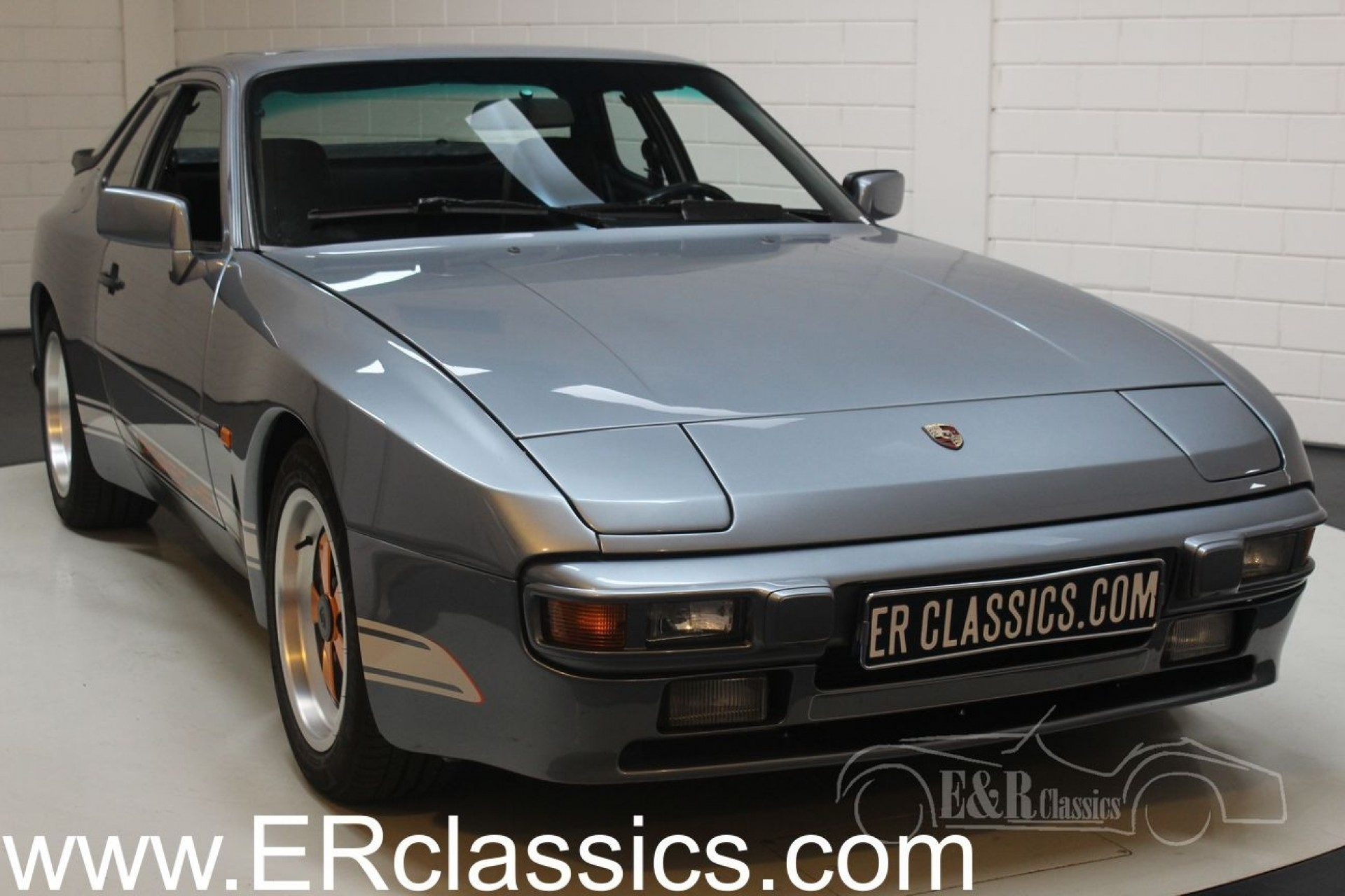 Porsche 944 2 5 Targa 1985 For Sale At Erclassics