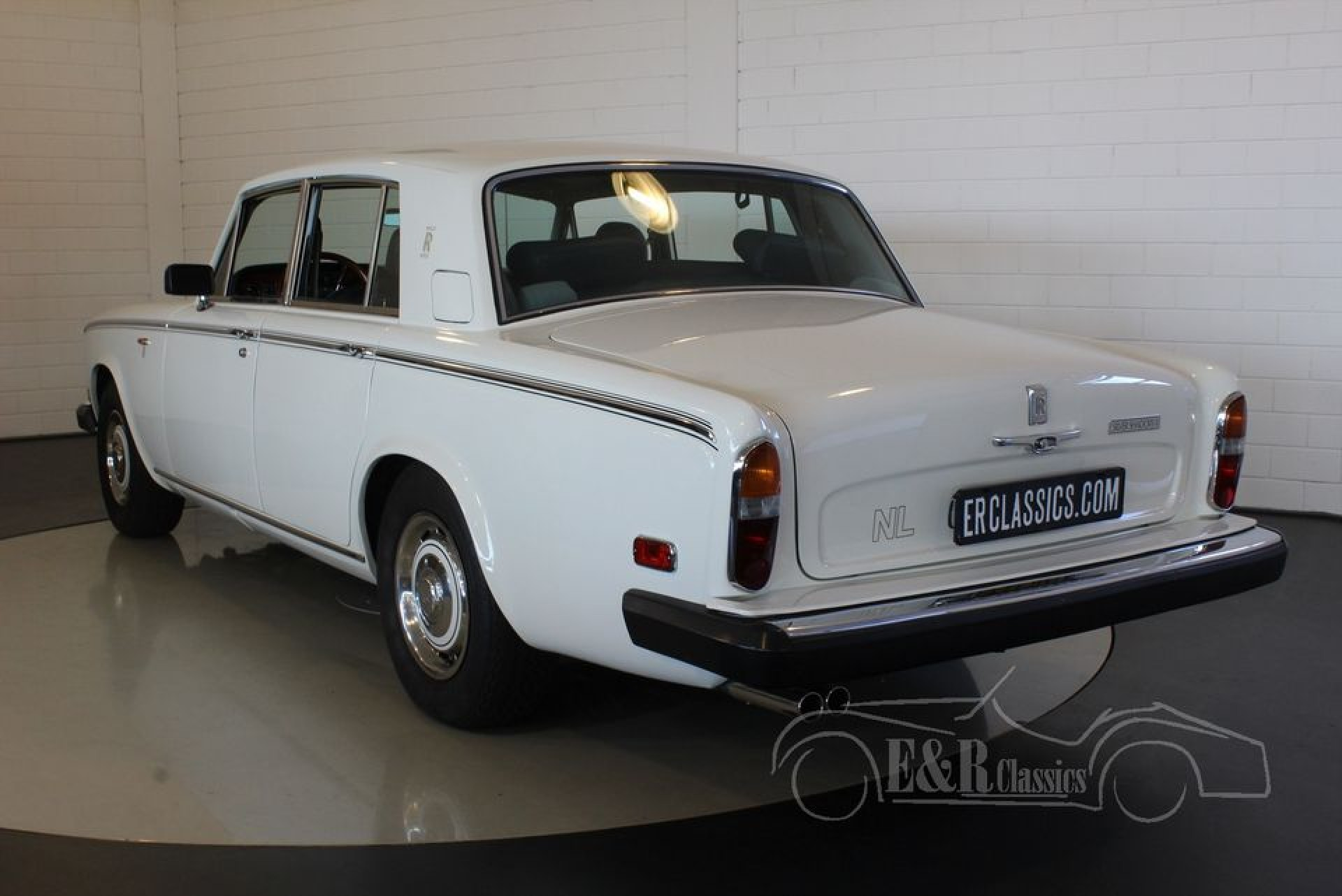 rolls royce silver shadow ii saloon 1978 for sale at. Black Bedroom Furniture Sets. Home Design Ideas