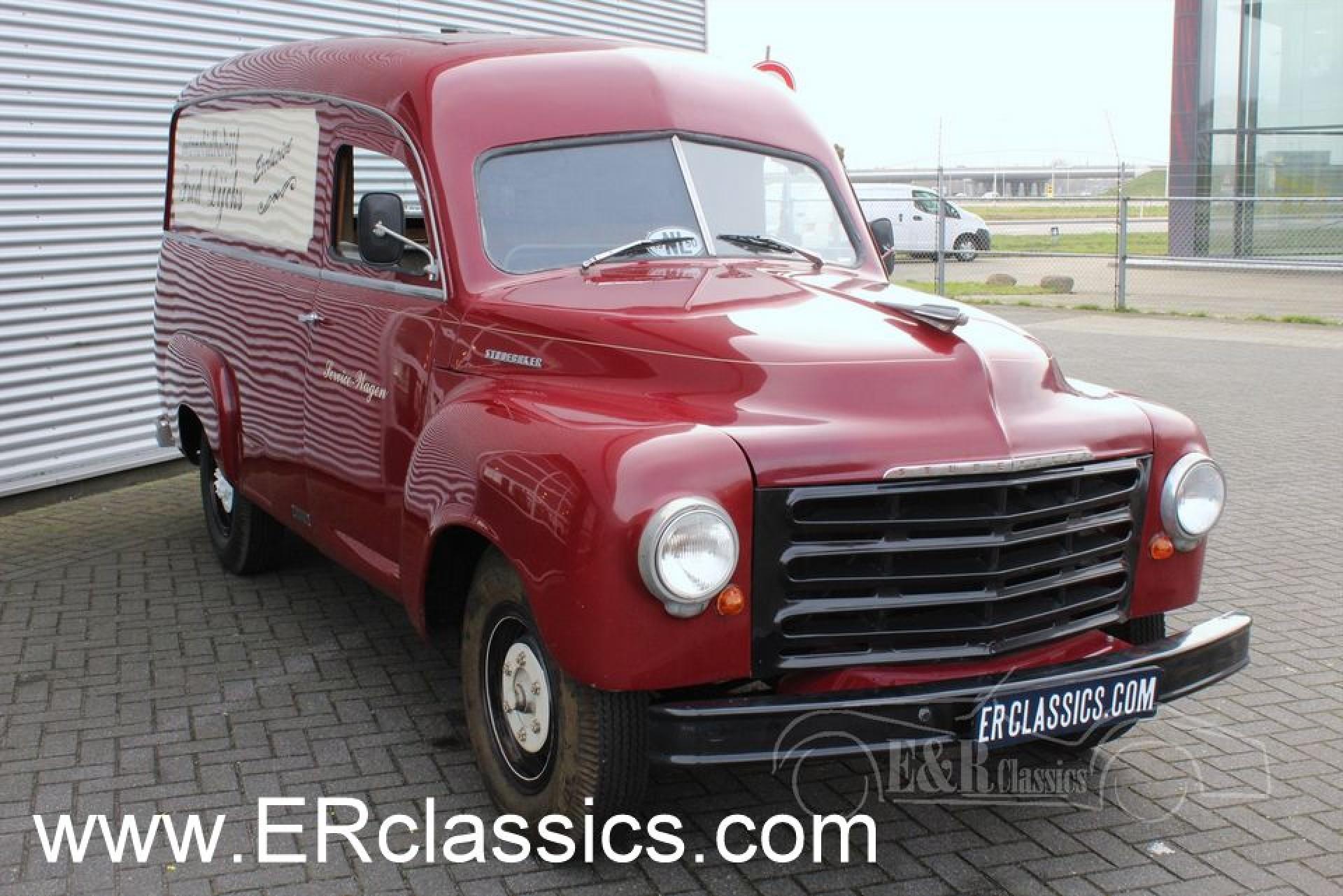 Classic Cars for Sale by E&R Classic Cars | Autoclassics.com