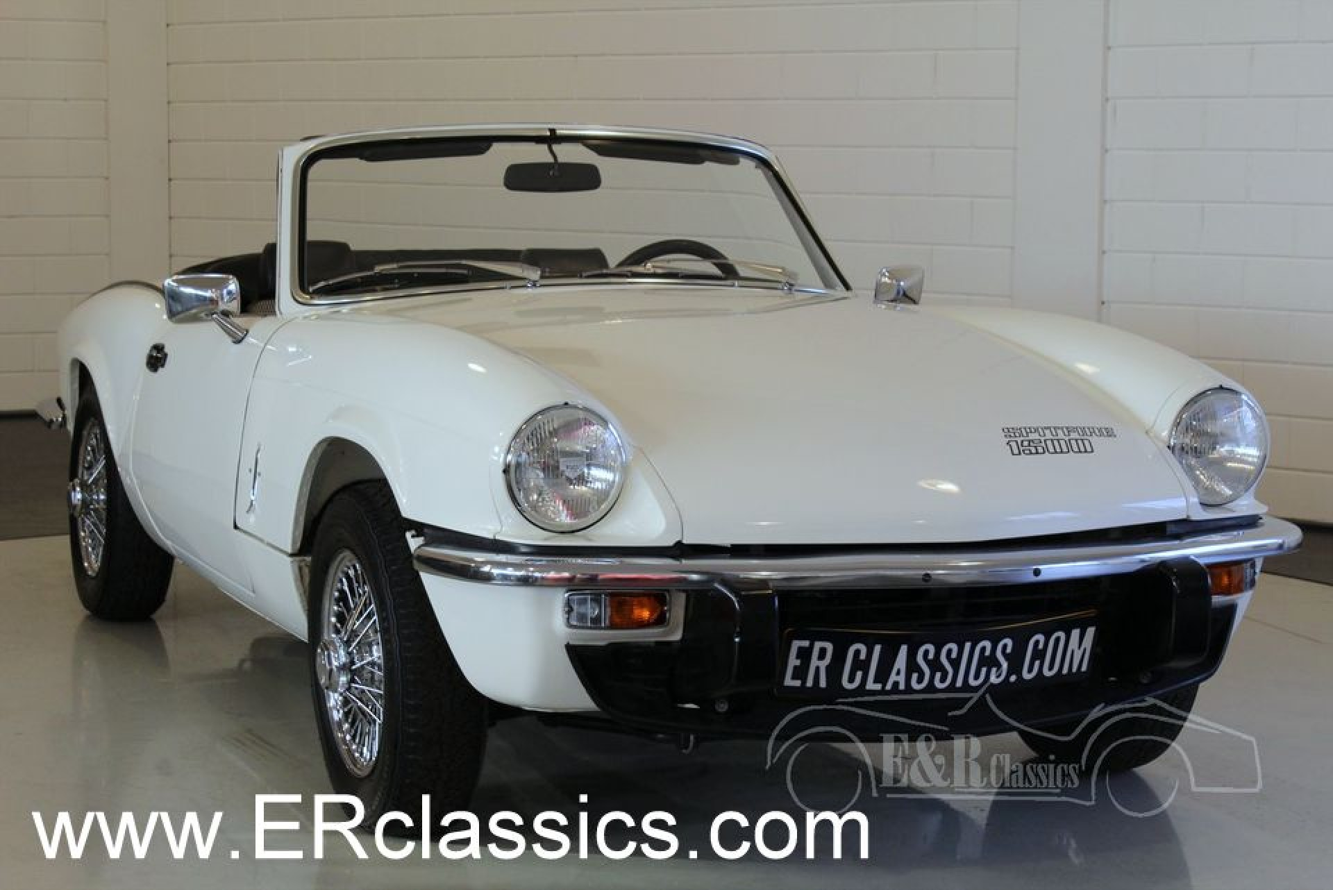 triumph spitfire 1500 1978 for sale at erclassics. Black Bedroom Furniture Sets. Home Design Ideas