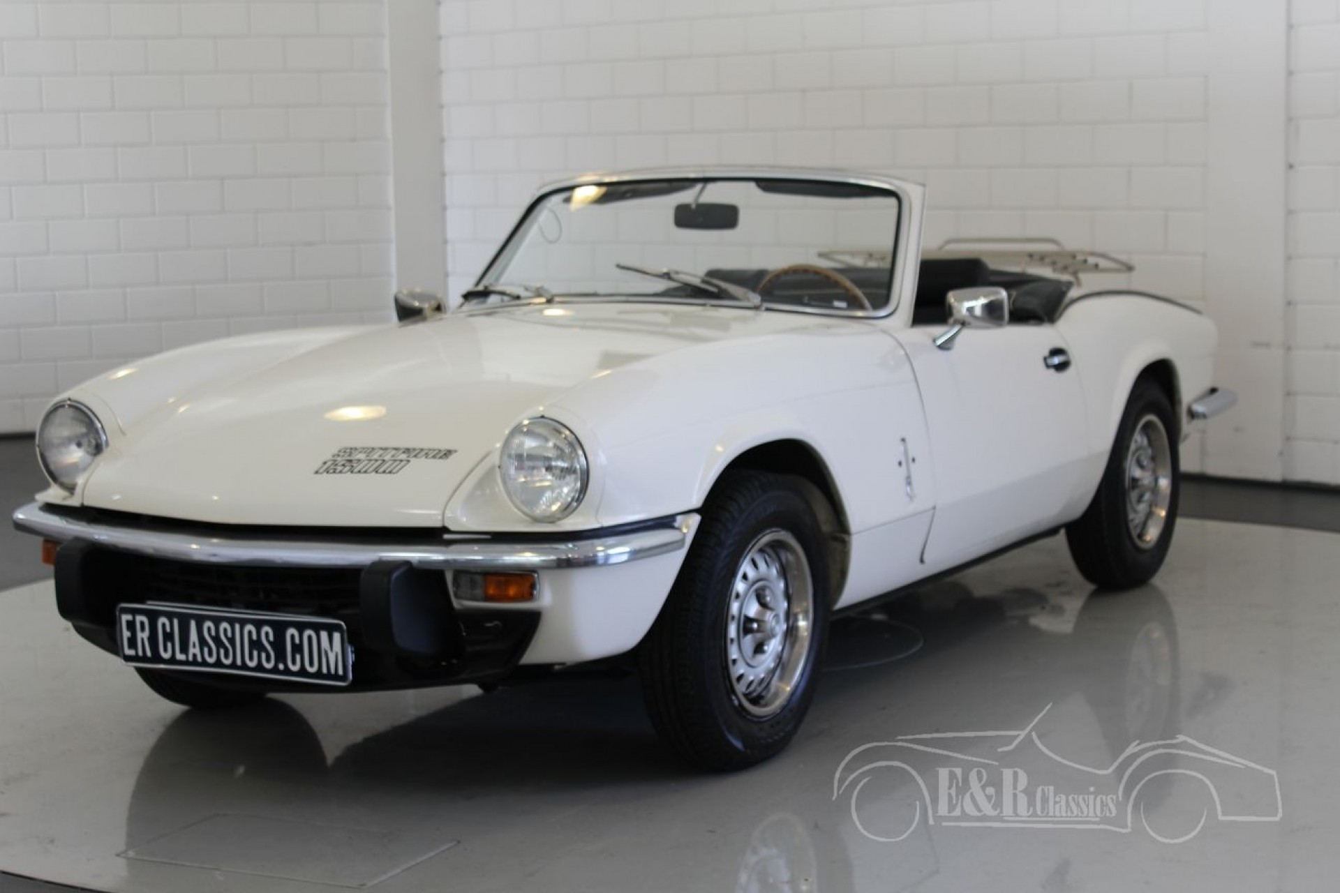 Triumph Spitfire 1500 TC 1977 for sale at ERclassics