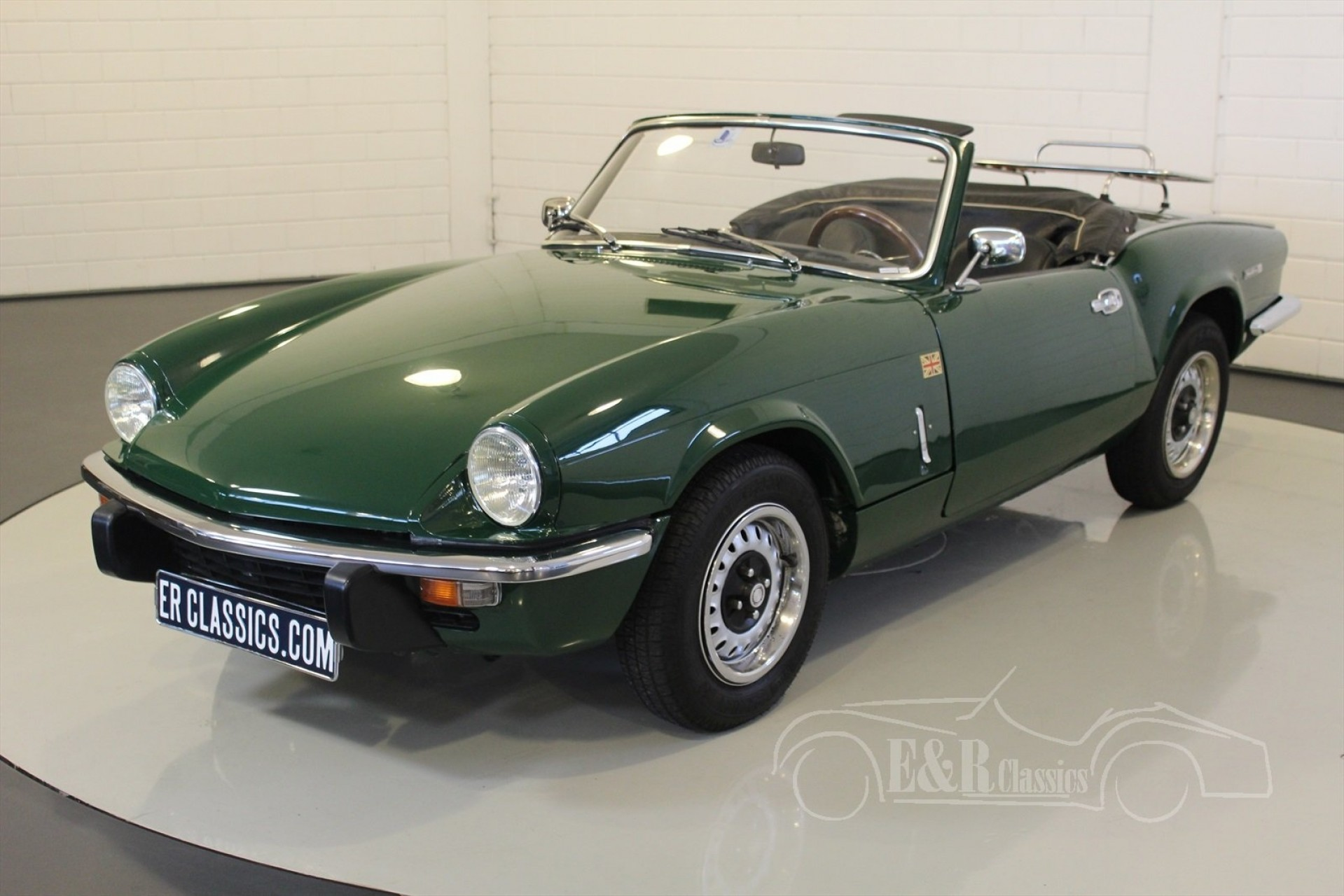 triumph spitfire mk4 1973 for sale at erclassics. Black Bedroom Furniture Sets. Home Design Ideas