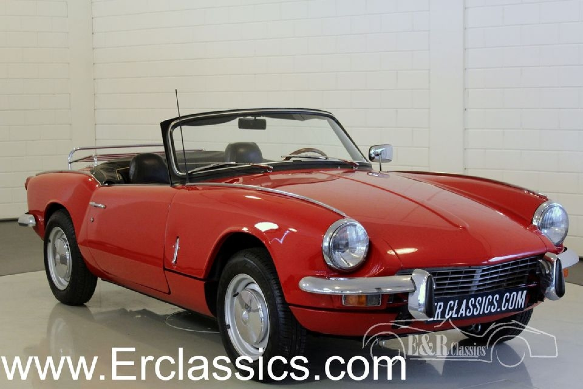 Triumph Spitfire MK3 1970 for sale at ERclassics