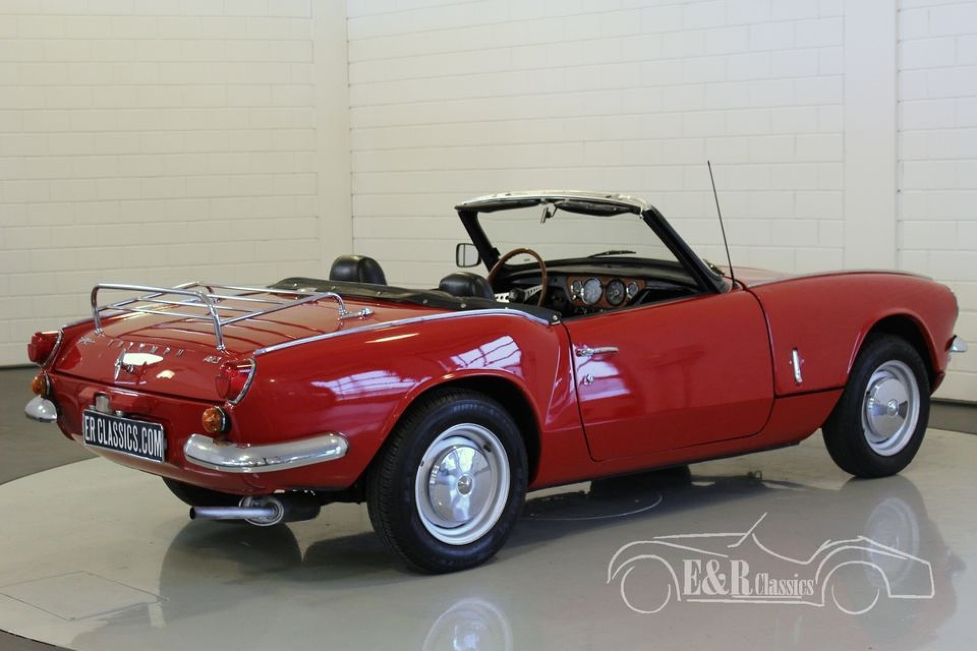 Honda Corpus Christi >> Triumph Spitfire MK3 1970 for sale at ERclassics