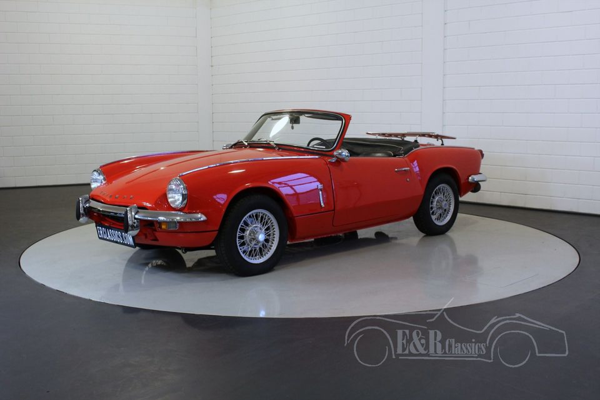 triumph spitfire mk3 cabriolet 1967 for sale at erclassics. Black Bedroom Furniture Sets. Home Design Ideas