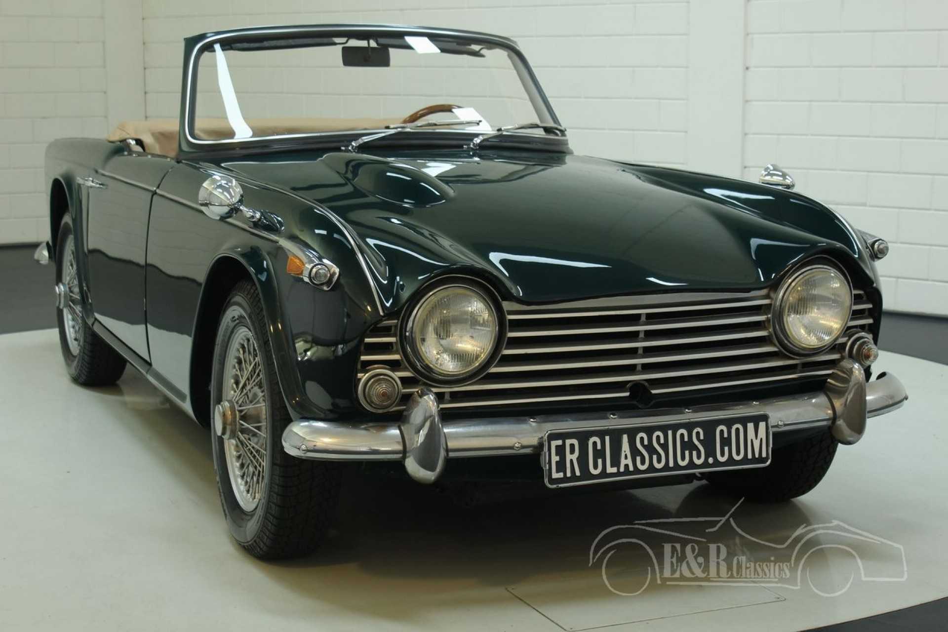 Triumph Tr4 A Irs 1967 For Sale At Erclassics