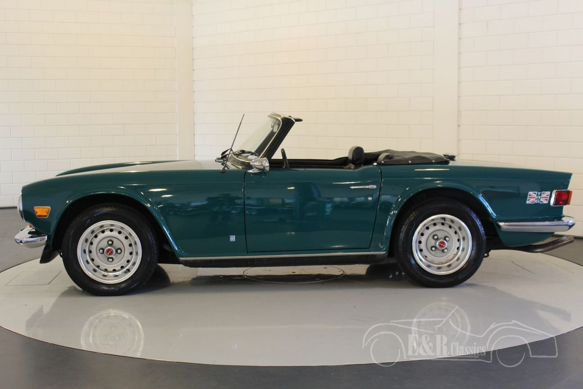 Classic Car Restoration Projects Triumph Tr