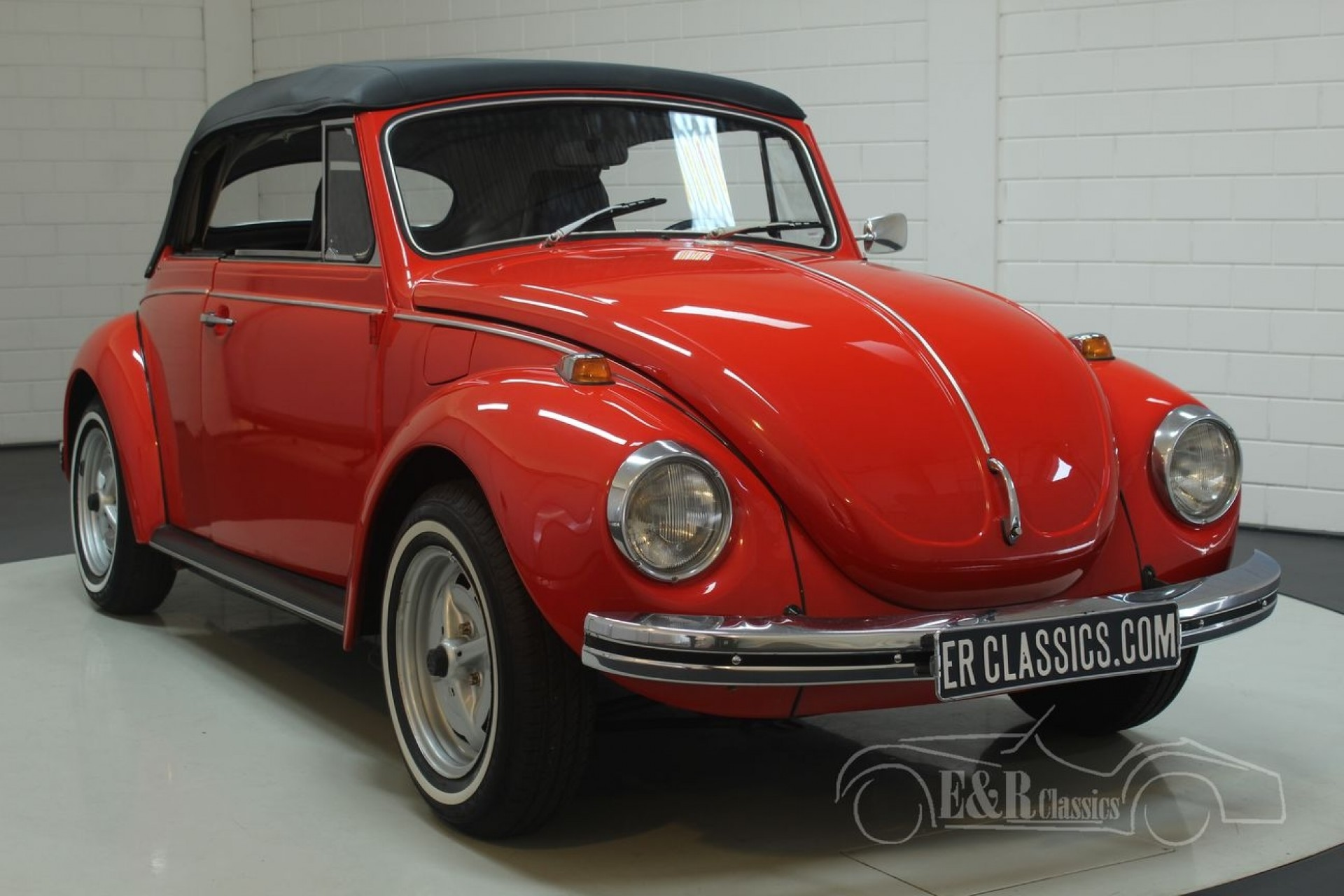 VW Beetle cabriolet 1970 for sale at Erclassics