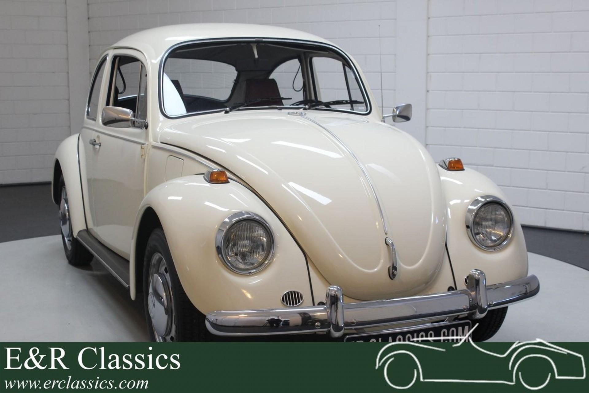 volkswagen beetle 1200 1969 for sale at erclassics  e&r classics