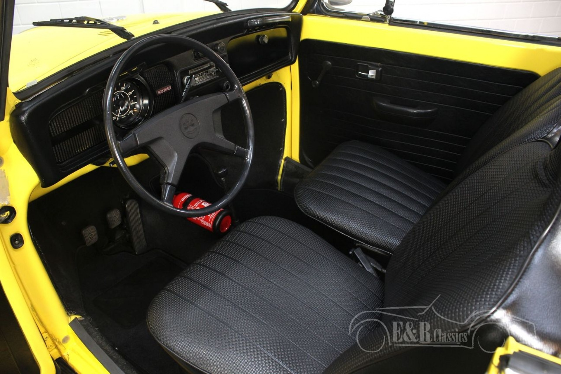Vw Beetle Convertible 1972 For Sale At Erclassics