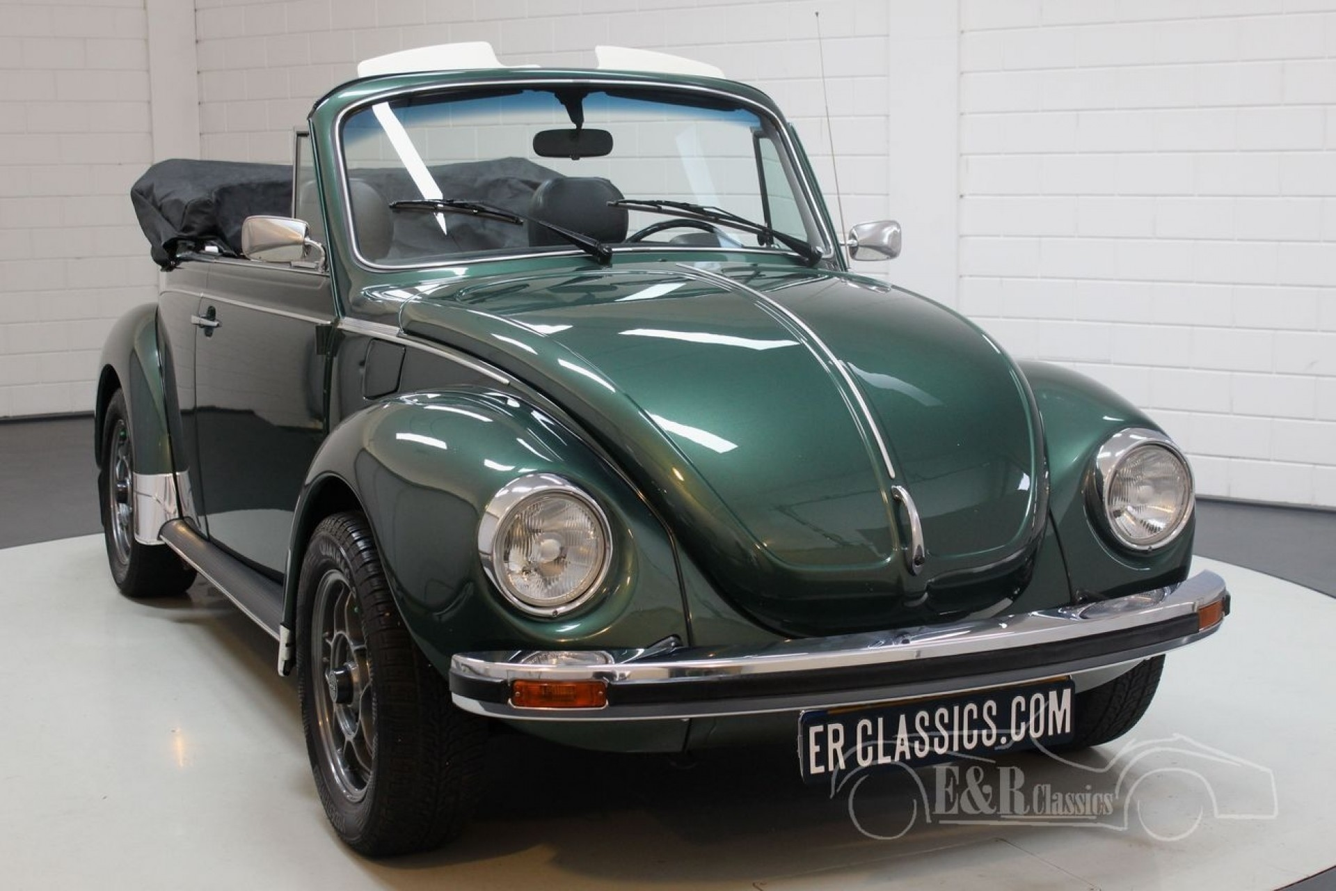Volkswagen Beetle 1303 Ls Convertible 1975 For Sale At Erclassics
