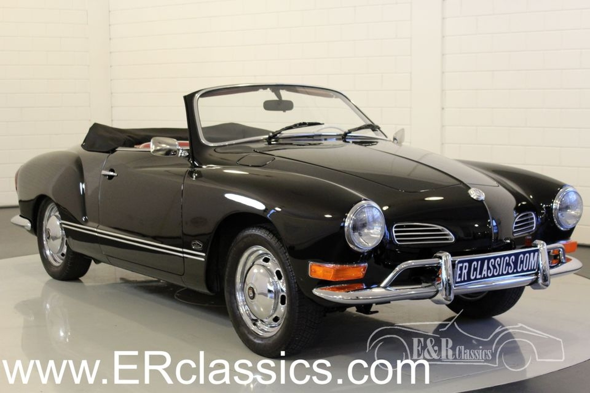 vw karmann ghia cabriolet 1971 for sale at erclassics. Black Bedroom Furniture Sets. Home Design Ideas