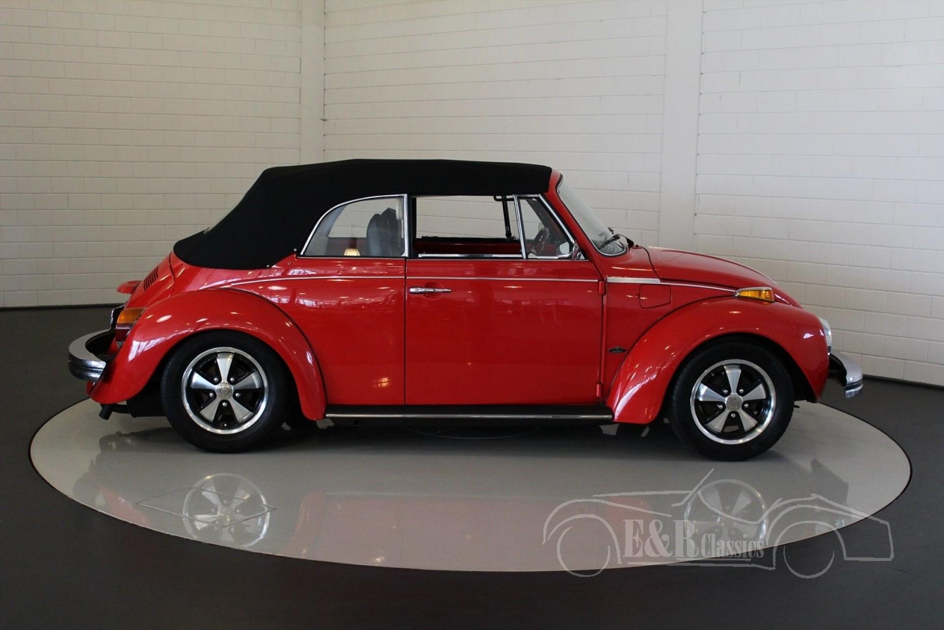 volkswagen beetle 1977 for sale at erclassics. Black Bedroom Furniture Sets. Home Design Ideas