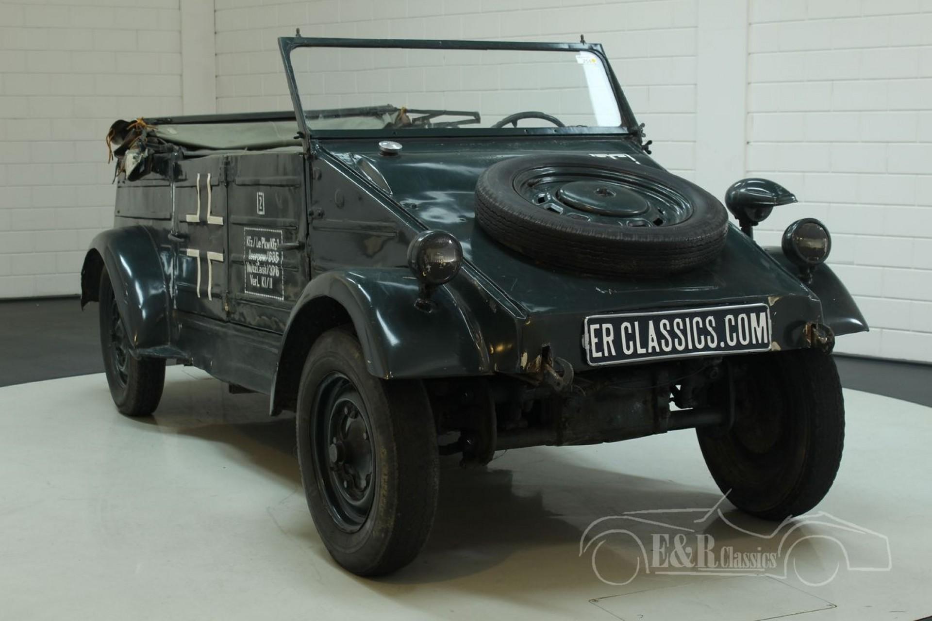 Car Craft Vw >> Volkswagen Kubelwagen 1942 for sale at ERclassics