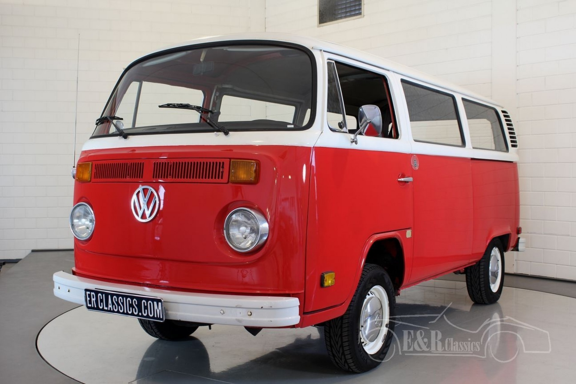 volkswagen t2 1973 for sale at erclassics garage oldtimer volkswagen quot service. Black Bedroom Furniture Sets. Home Design Ideas