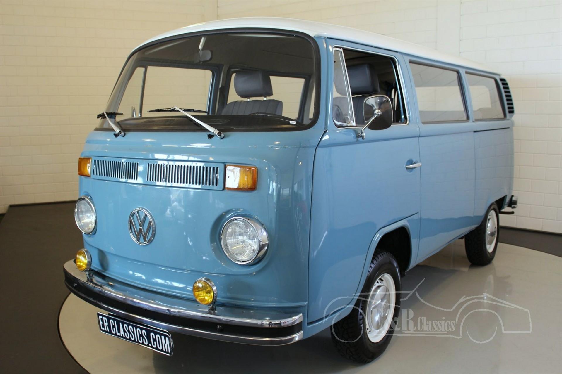 volkswagen t2 combi 1976 for sale at erclassics. Black Bedroom Furniture Sets. Home Design Ideas