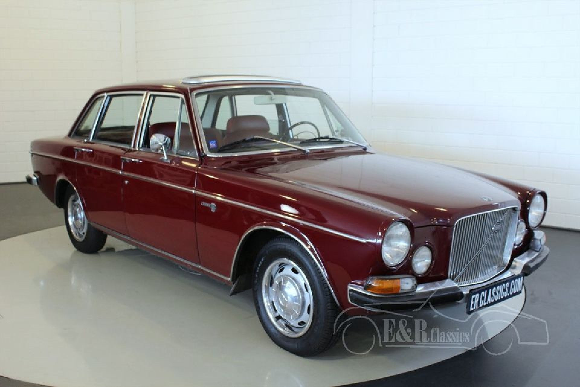 Volvo 164 Saloon 1970 for sale at ERclassics