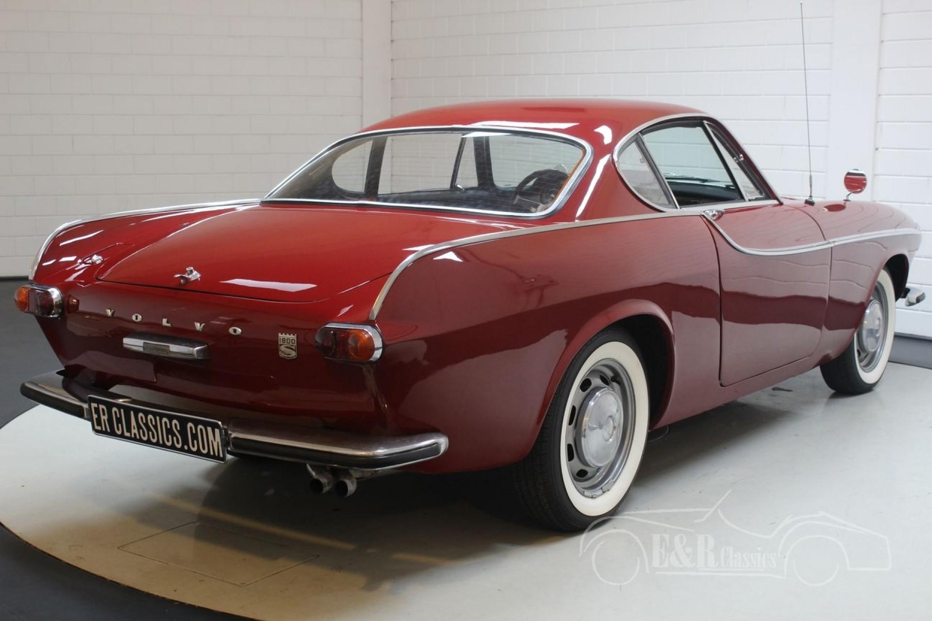 Volvo P1800 For Sale >> Volvo P1800 1965 for sale at ERclassics