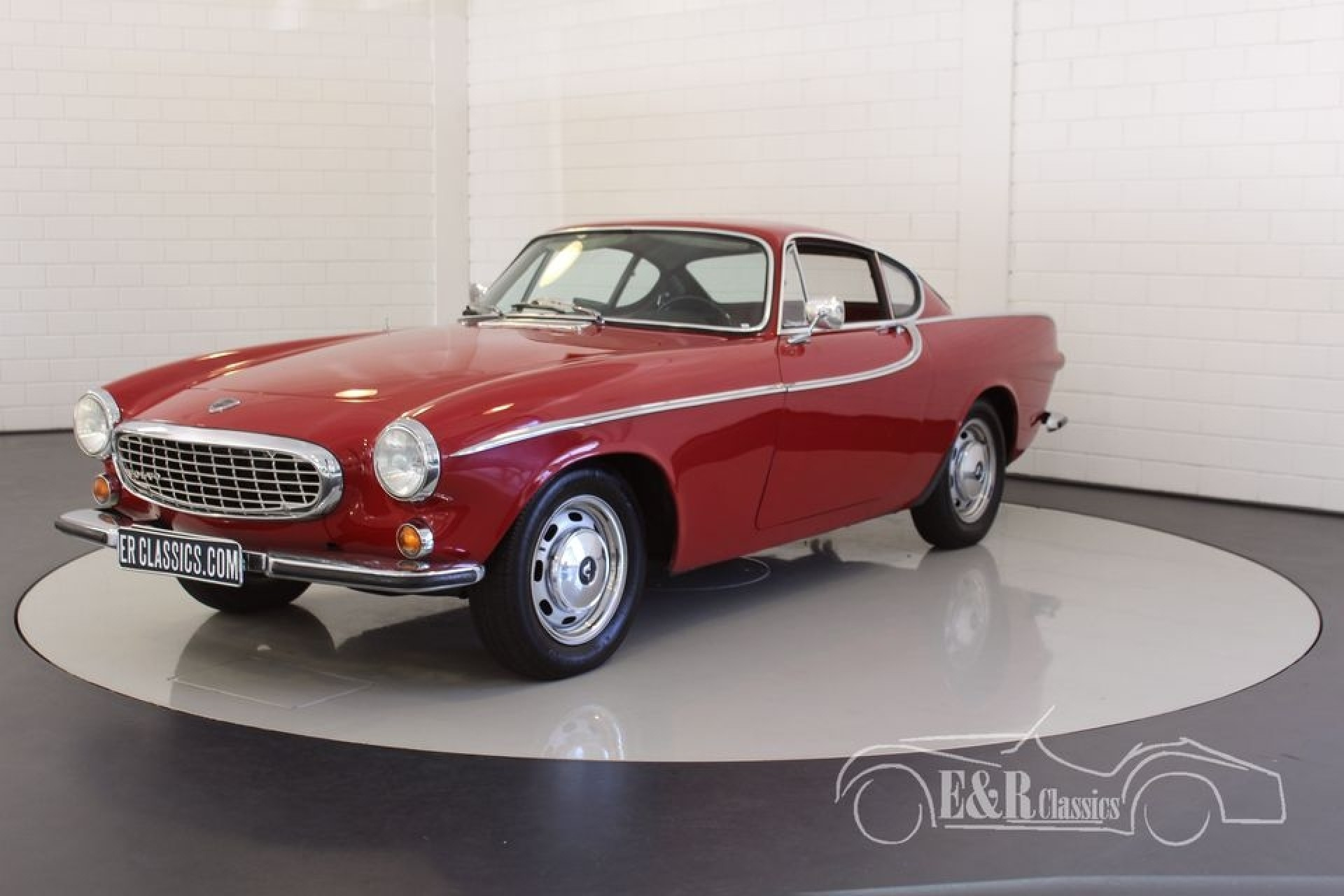 volvo p 1800 s 1967 for sale at erclassics. Black Bedroom Furniture Sets. Home Design Ideas
