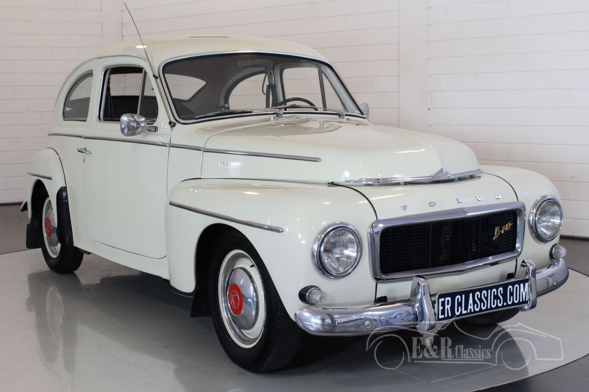 Volvo Pv 544 Sport 1964 For Sale At Erclassics
