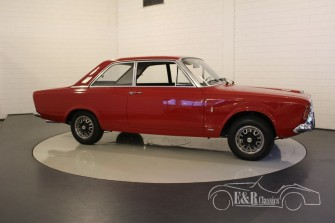 Ford Taunus 20M P7A 1968 for sale at ERclassics