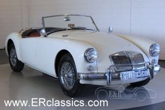 MG MGA 1957 for sale at ERclassics