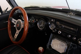 MG MGB Cabriolet 1967 for sale at ERclassics