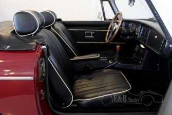 MG MGB Convertible 1976 for sale at ERclassics