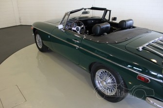 MGB roadster 1974 for sale at ERclassics