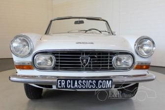 Peugeot 404 1968 For Sale At Erclassics