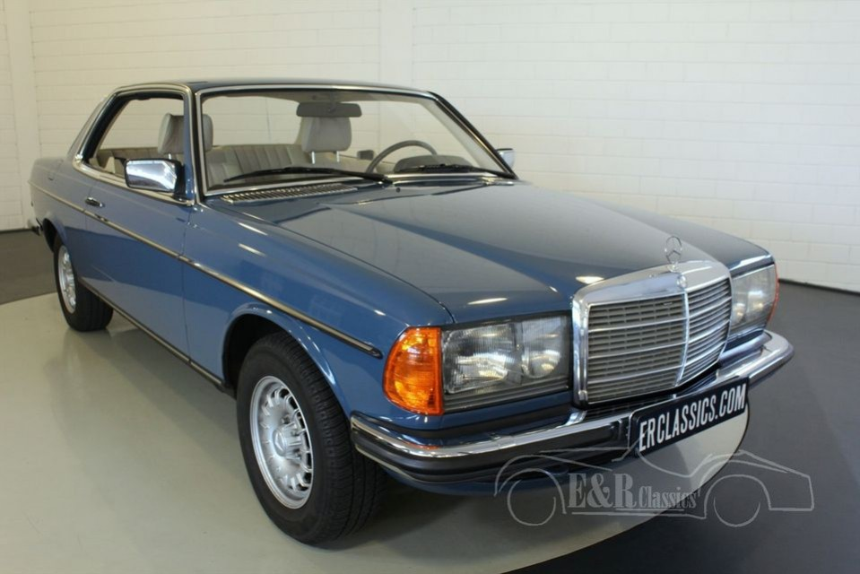 Mercedes benz 230 c 1979 for sale at erclassics for Mercedes benz 230 for sale