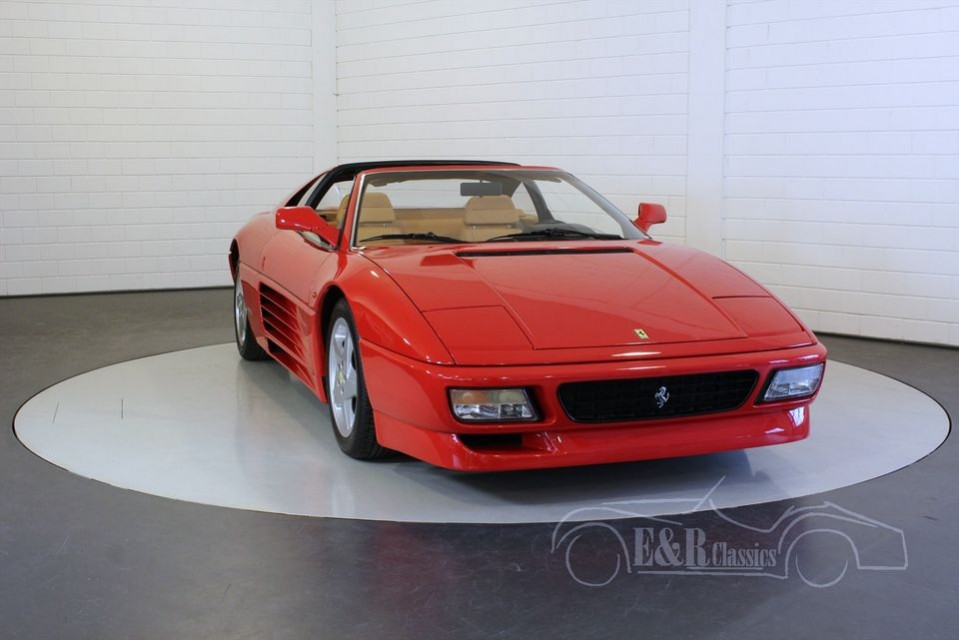 Ferrari 348 Gts Targa 1993 For Sale At Erclassics