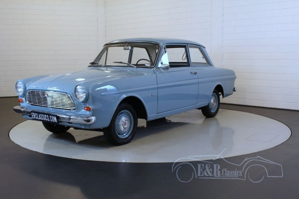 ford taunus 12m coupe 1966 for sale at erclassics. Black Bedroom Furniture Sets. Home Design Ideas