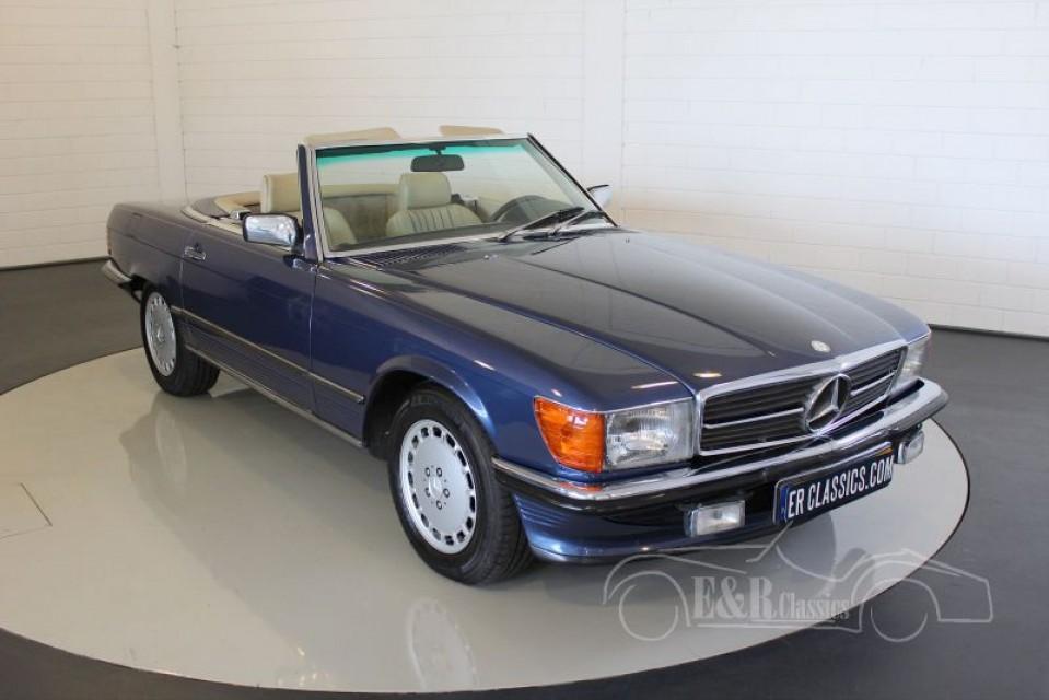 Mercedes Benz 300sl 1986 For Sale At Erclassics