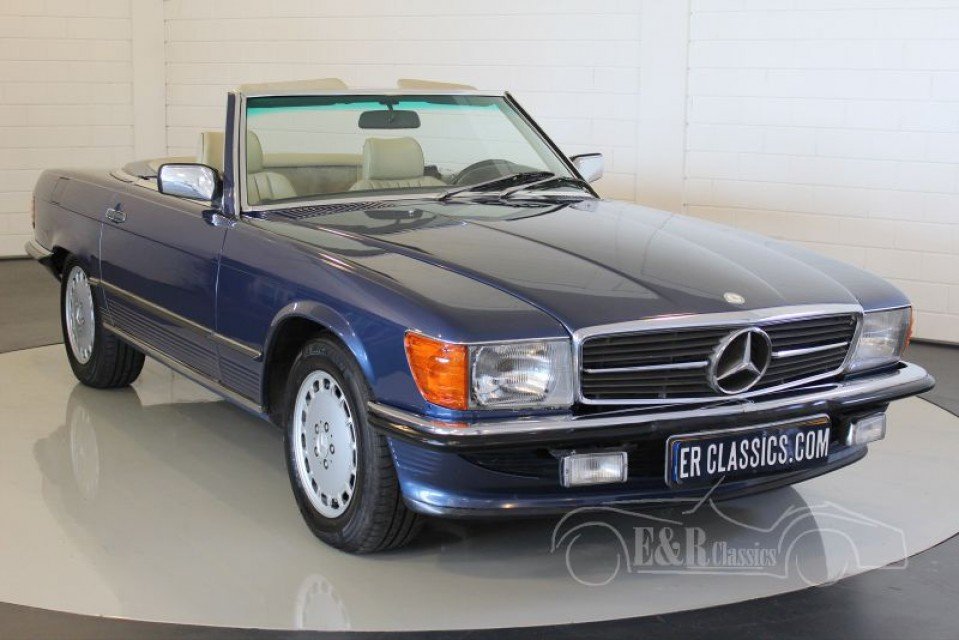 Mercedes benz 300sl 1986 for sale at erclassics for Mercedes benz 300sl for sale