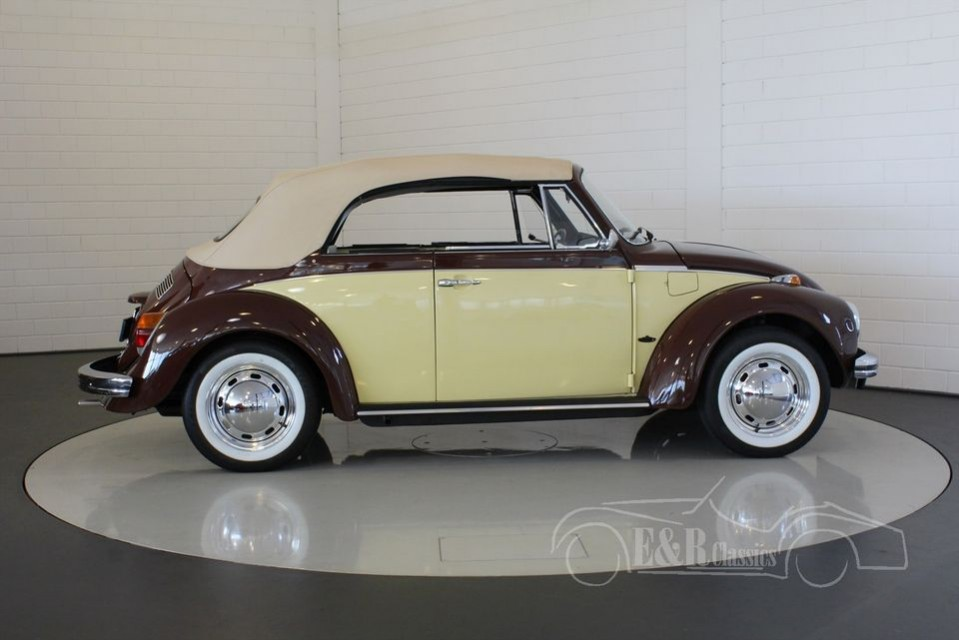 Volkswagen Beetle Cabriolet 1973 For Sale At Erclassics