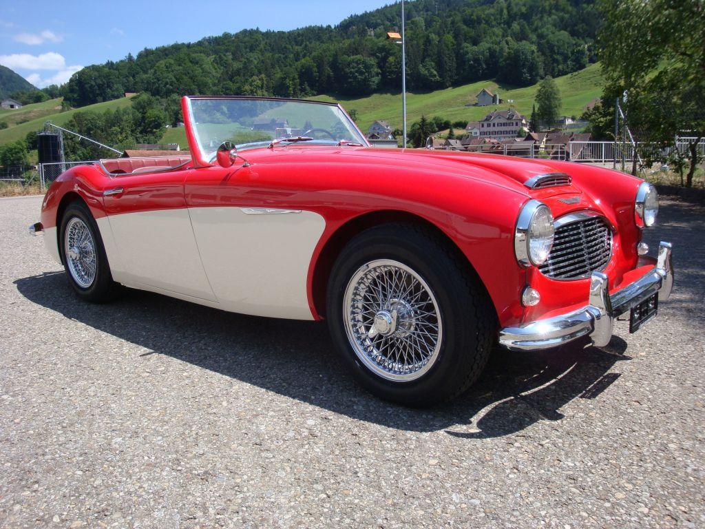 Austin Healey 3000 MK I