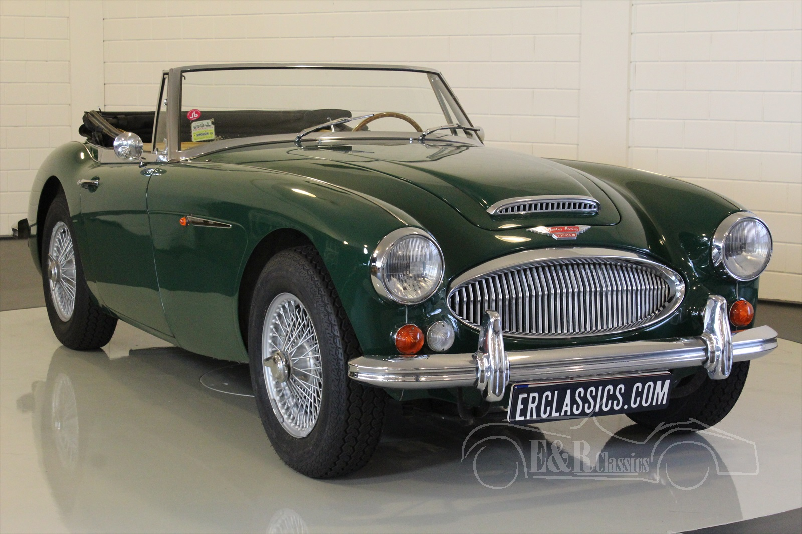austin healey 3000 mk iii for sale at e r classic cars. Black Bedroom Furniture Sets. Home Design Ideas