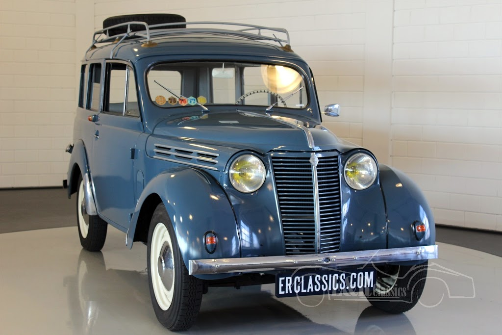 French Classic Cars - ERclassics.com - France Classic Car